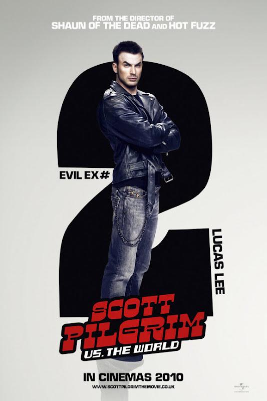 Scott Pilgrim vs. the World, movie, poster
