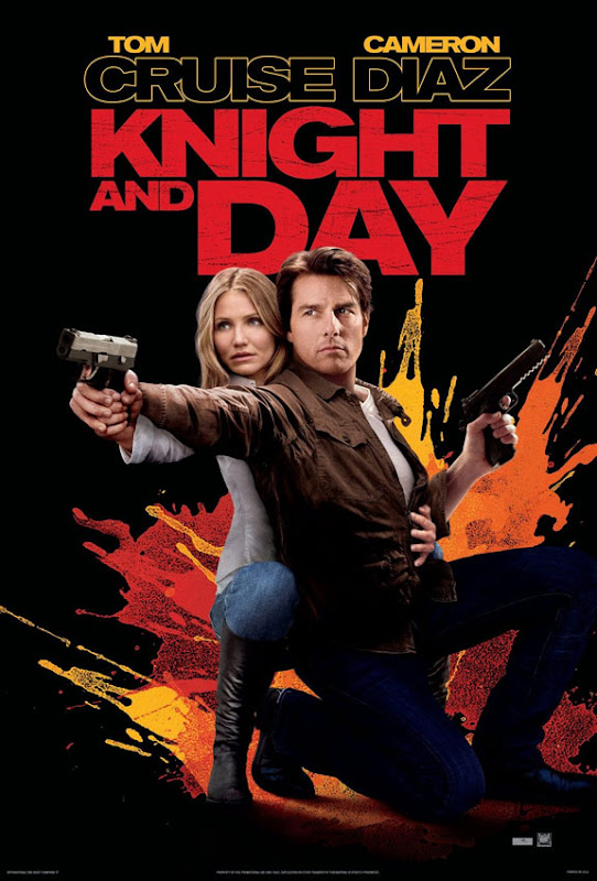Knight & Day, movie, poster, release
