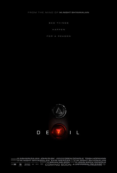 Devil, movie, poster
