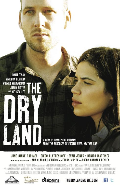 The Dry Land, movie, poster