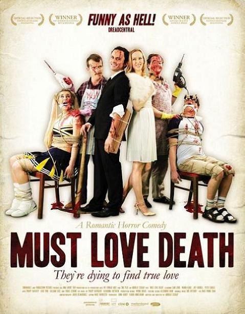 Must Love Death, Movie, Poster
