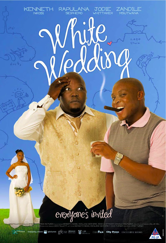 White Wedding, movie, poster