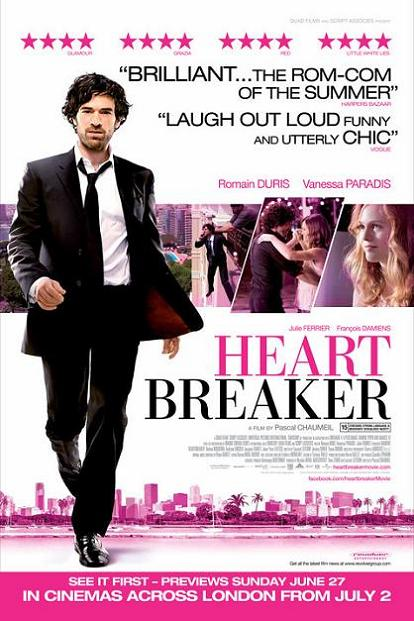 Heartbreaker, L'arnacoeur, Movie, poster