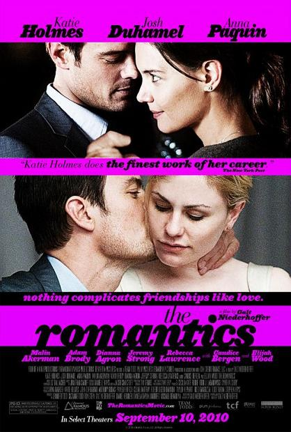 The Romantics, movie, poster