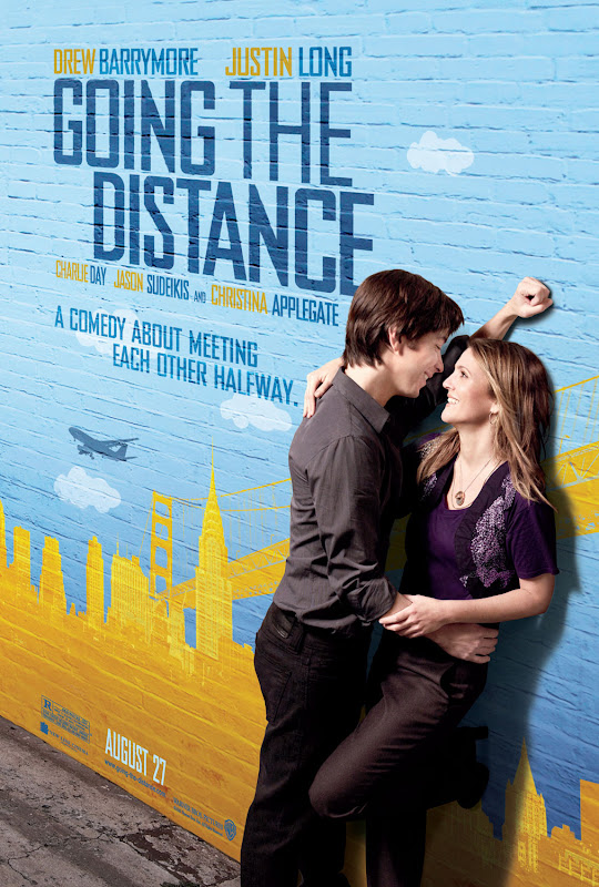 Going the Distance, movie, poster