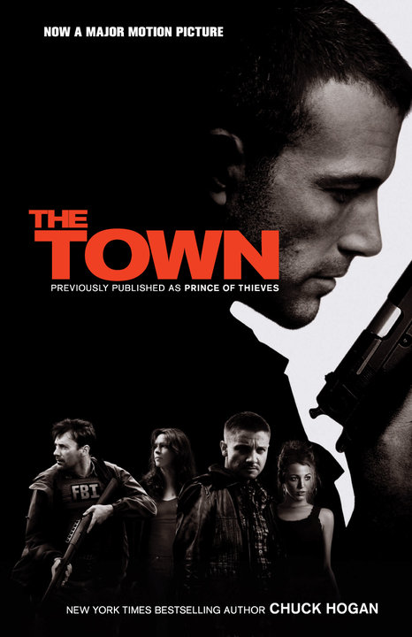 The Town, movie, poster