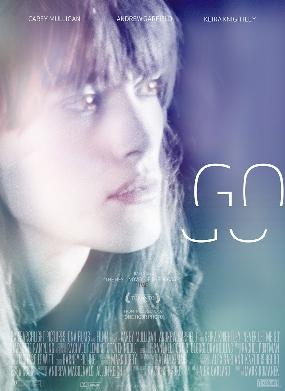 Never Let Me Go, movie, poster
