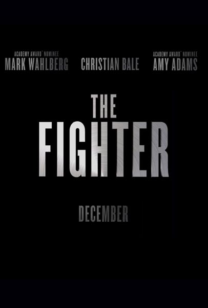 The Fighter, movie, poster