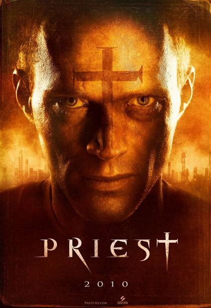 Priest, movie, new, Character, Poster
