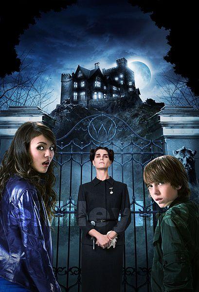The Boy Who Cried Werewolf, movie, poster