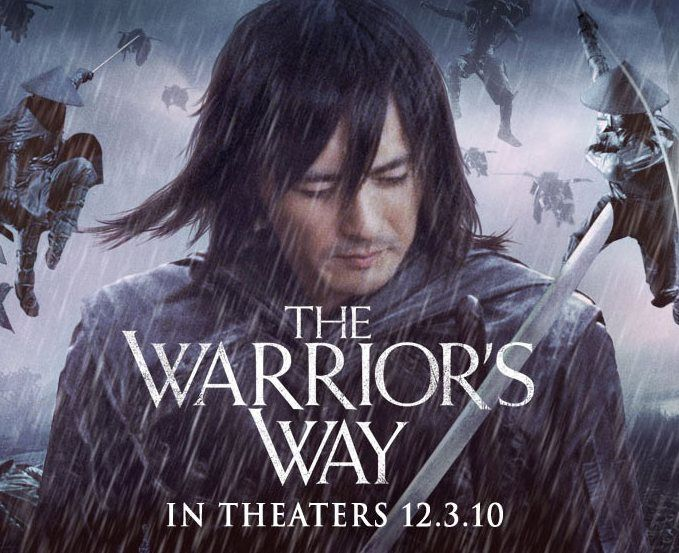 The Warrior's Way, movie, poster