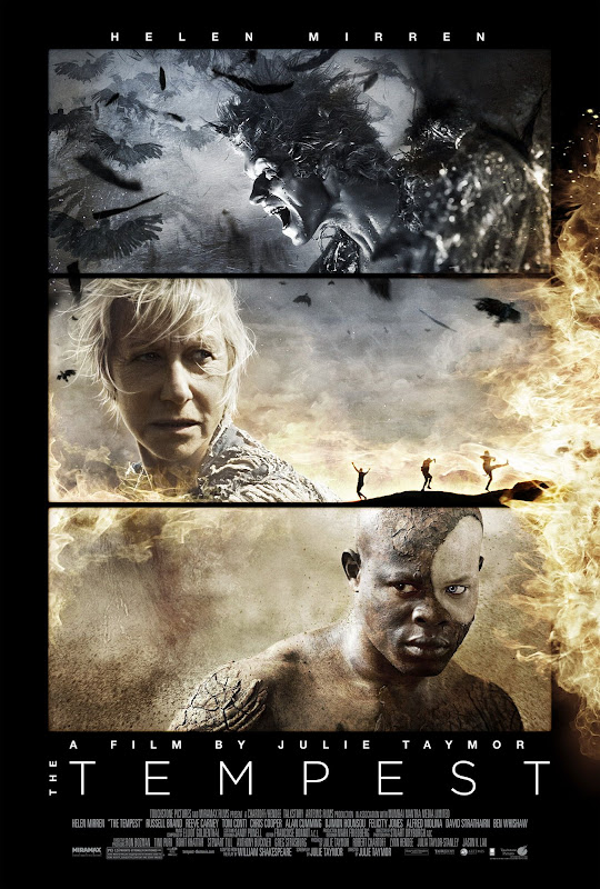 The Tempest, movie, poster