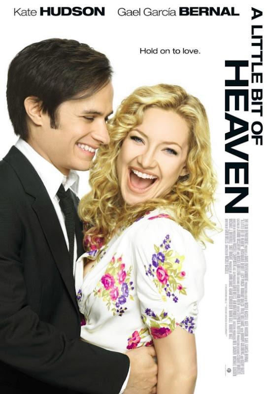 A Little Bit of Heaven, Kate Hudson, movie, poster