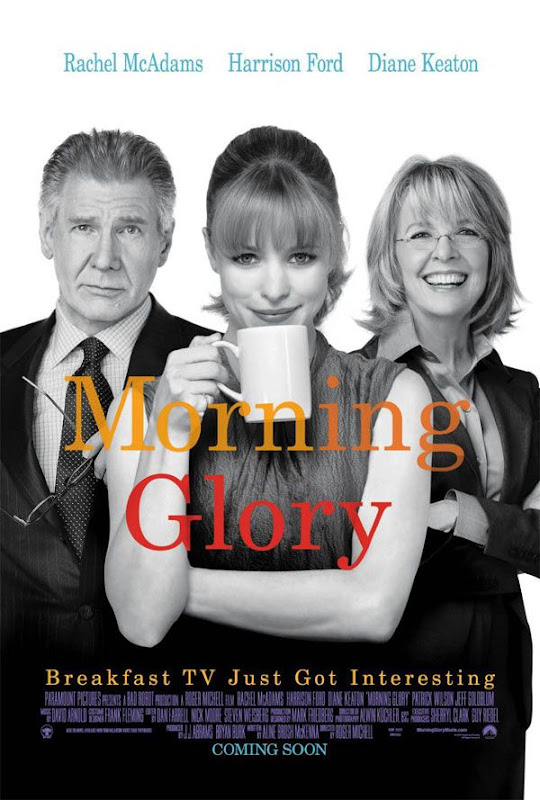Morning Glory, new, poster