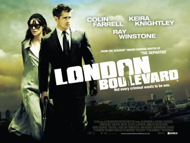 London Boulevard, movie, poster