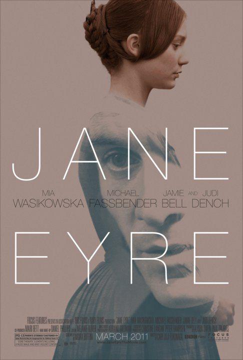 Jane Eyre, movie, poster