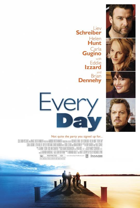 Every Day, movie, poster