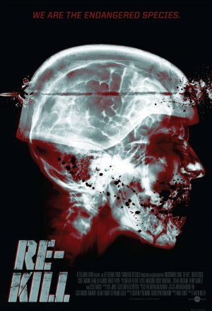 Re-Kill, movie, poster