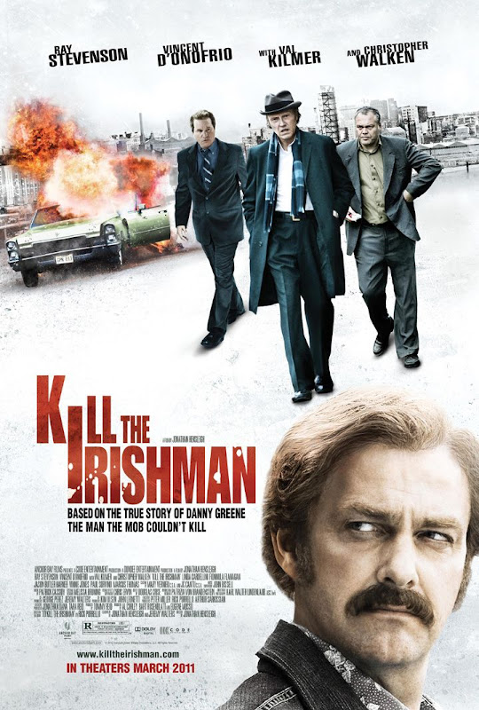 Kill the Irishman, movie, poster