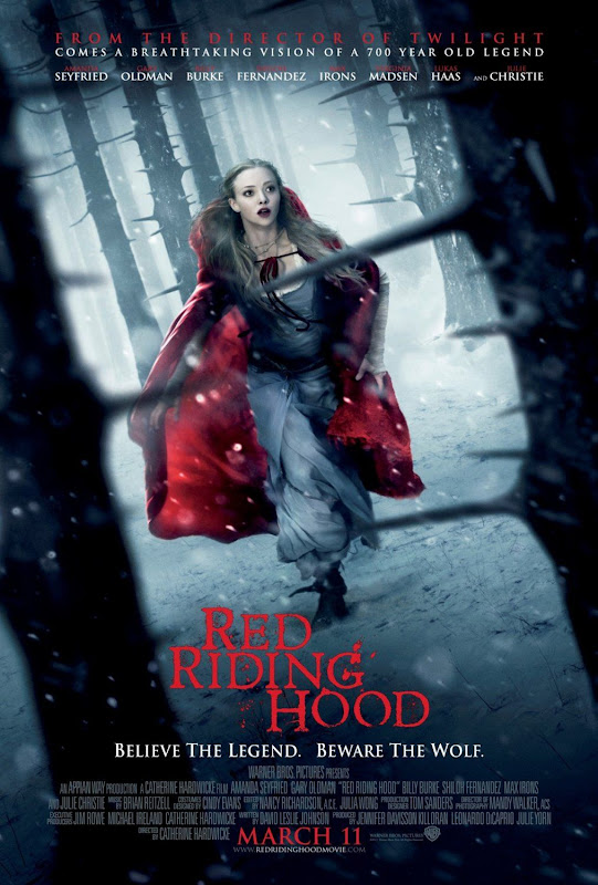Red Riding Hood, movie, poster, new