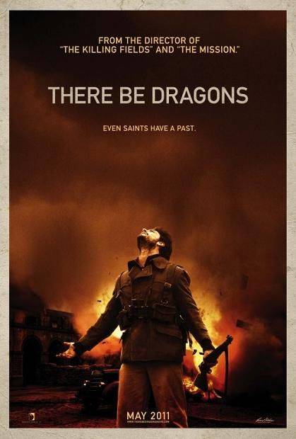 There Be Dragons, new, poster