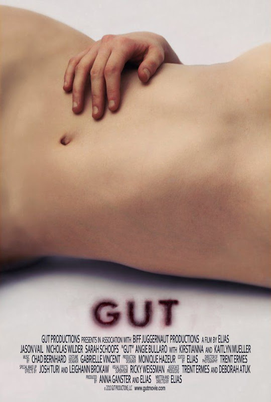 Gut, movie, poster