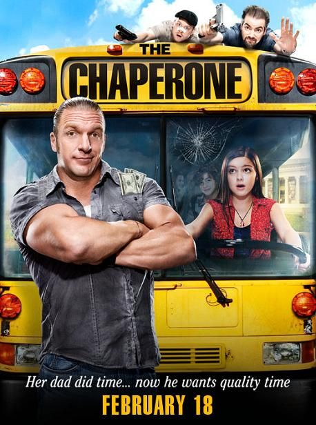 The Chaperone, movie, poster