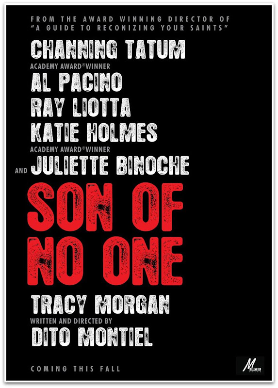 Son of No One, movie, poster