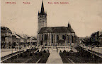 Kostol sv. Mikulasa Presov 1912