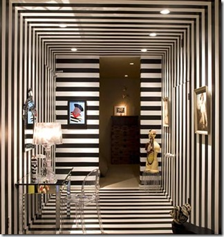 hallway-walls-ceilings-floors-in-black-and-white-stripes