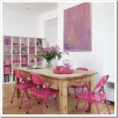 pink-dining-room