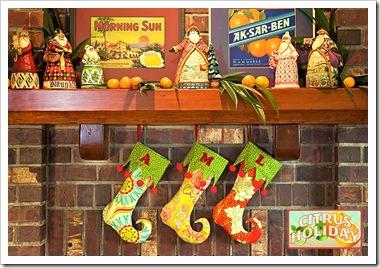 karácsinyi dekorációs csizmák