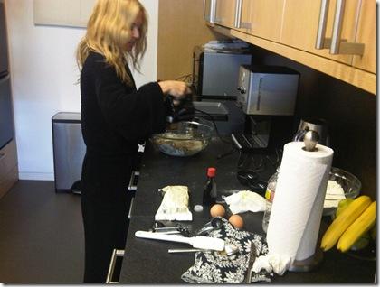 rachel baking