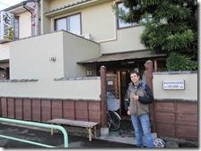 Unser Hostel in Nagoya