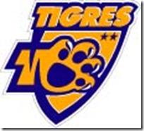 Tigres La Pasion  Nuevo escudo de Tigres en 2011