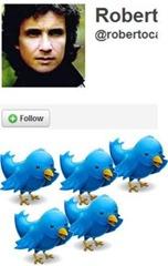 Roberto Carlos - twitter