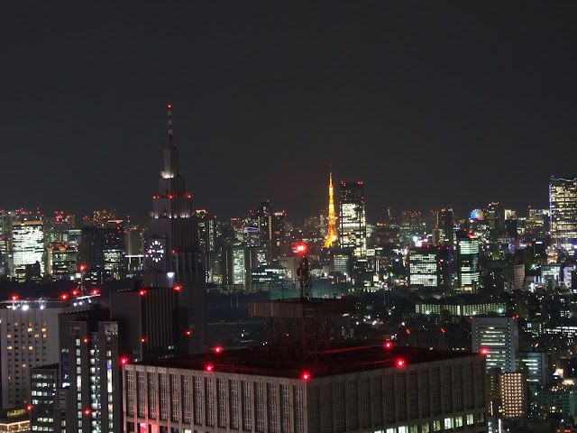 Tokio by night