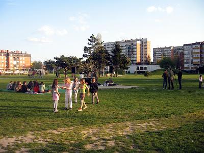 Velika Gorica - Park Franje Tuđmana