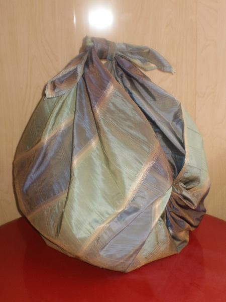 Фуросики - древнее  искусство упаковывать вещи
