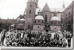 Wawel school trip