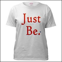 justbe-tshirt