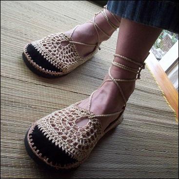 gehaakte schoenen4