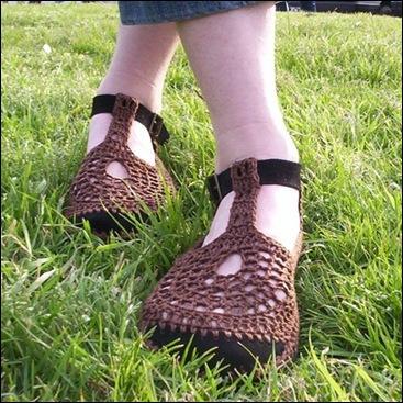 gehaakte schoenen1