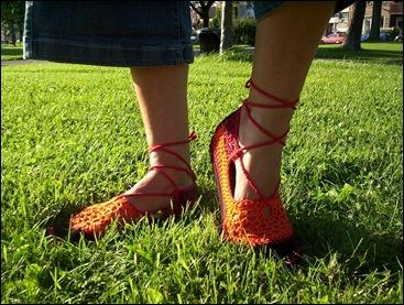 gehaakte schoenen2