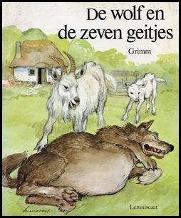 boek: de 7 geitjes