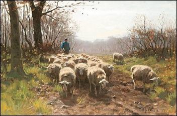 H.J. van der Weele (1852-1930)