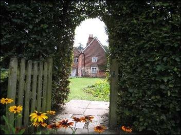 Jane Austen House Garden