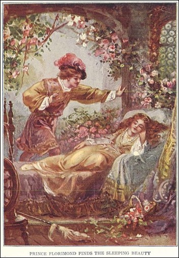 Prince Florimund finds the Sleeping Beauty Project Gutenberg etext 1993
