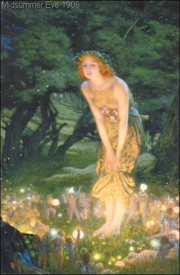 Midsummer Eve 1908