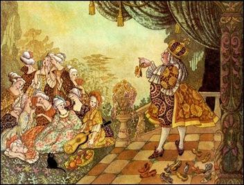 12 Dancing Princesses.
